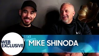 Fans Thought Mike Shinoda Was Hanging Out with Bruce Willis