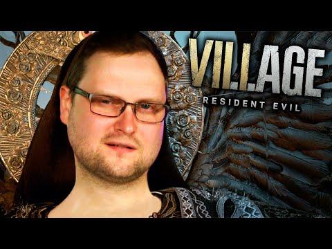 МИРАНДА СОБСТВЕННОЙ ПЕРСОНОЙ ► Resident Evil 8: Village #15