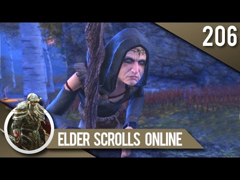 THE WITCH MOTHER'S BARGAIN! - Elder Scrolls Online Let's Play 206