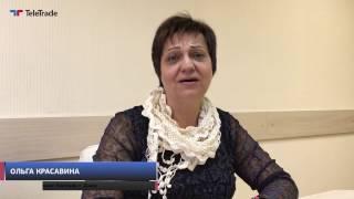 ТелеТрейд: відгуки клієнтів - Ольга Красавіна р. Дніпро