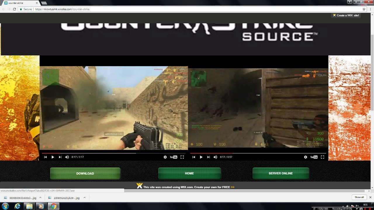 Css gungame сервер скачать