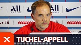 """Thomas Tuchel warnt: Der Spielplan """"zerstört die Spieler""""   Paris Saint-Germain   SPOX"""