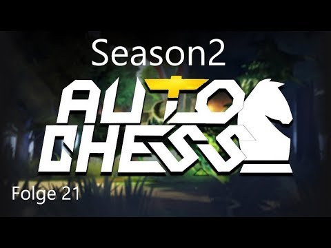 The Dragon comes for war | Dota2 Auto Chess deutsch