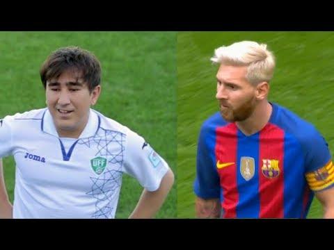 O'zbekiston - Koreya 10:0 (Shermat Messi / Шермат Месси)