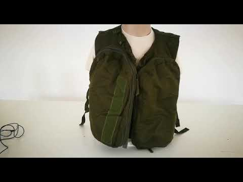 DPM AFV Crew Body Armour Vest Cover