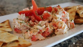 Imitation Crab Salad Recipe | Easy Crab Salad | Episode 107
