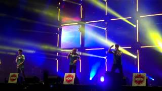 "The Wanted presenta ""We Own The Night"" en el Concierto EXA 2013"
