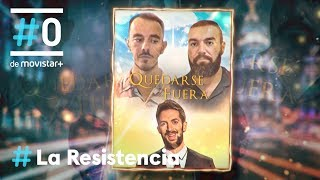 LA RESISTENCIA - Pantomima Full: Quedarse fuera   #LaResistencia 17.12.2019