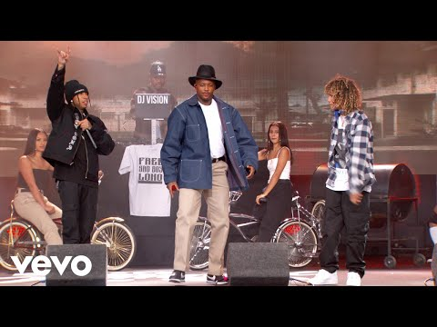 YG - Go Loko (Live From Jimmy Kimmel Live!) Ft. Tyga, Jon Z