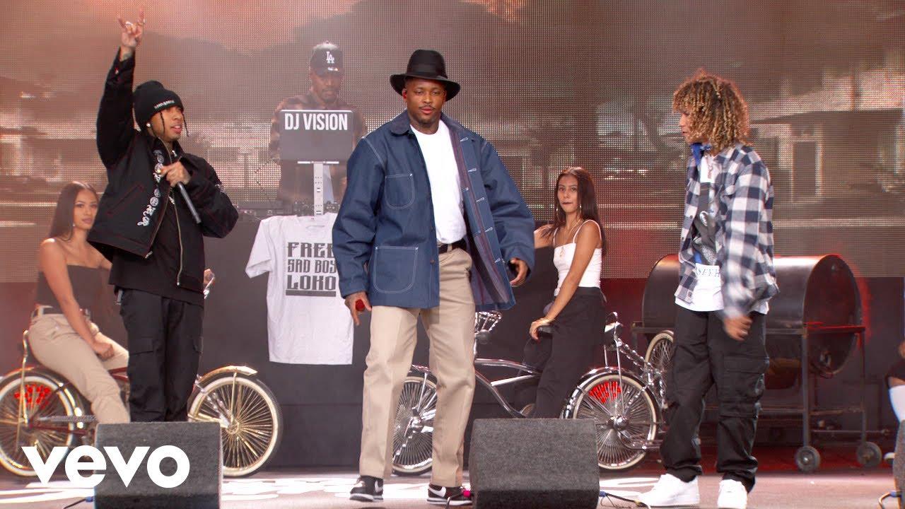Download YG - Go Loko (Live From Jimmy Kimmel Live!) ft. Tyga, Jon Z