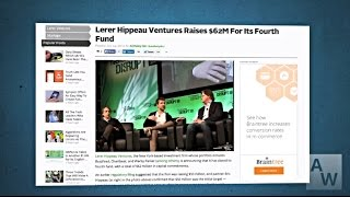 Top 100 Angels & VCs - Eric Hippeau