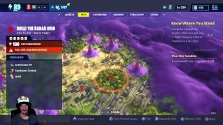 Fortnite Save The World gun Giveaway!!! Live PS4!!!!!!