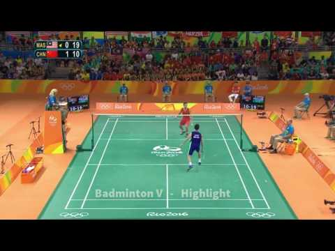 LCW VS LD 2016 Rio Olympic Full Highlight Part 2