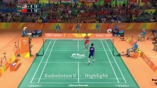LCW VS LD 2016 rio olympic full highlight part 2