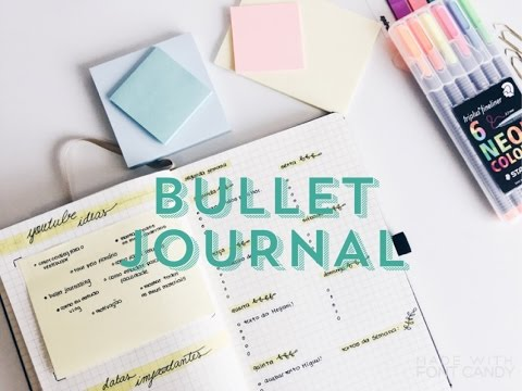 BULLET JOURNAL (with english subtitles)
