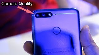Honor 7A Hands on and Detailed Camera Quality Test in हिंदी