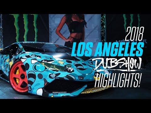 2018 Los Angeles DUB Show HIGHLIGHTS!