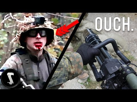 BIGGEST FAILS & WINS Of AIRSOFT 2018 - Compilation