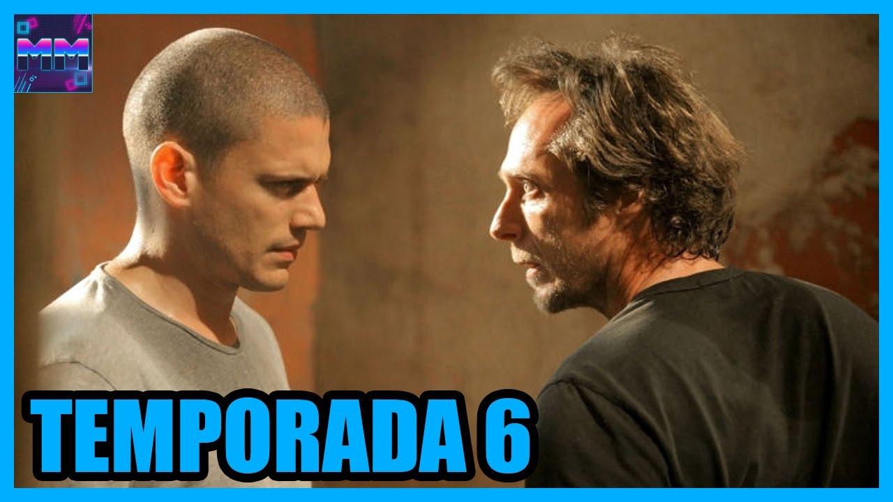 Prison Break Temporada 6 - TODO LO QUE NECESITAS SABER - |Master ...