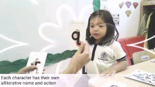 Preschool - Letterland
