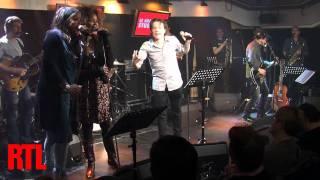 Benabar  Maritie et Gilbert Carpentier en live sur RTL