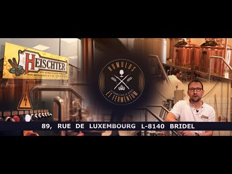 Humulus & Fermentum - Craft beer in Luxembourg