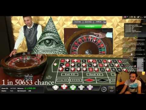 Reckful Wins Big at Roulette