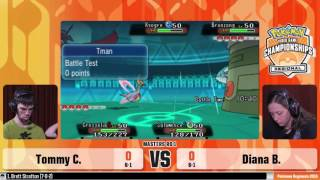 2016 Pokémon Spring Regional Championships: VG Masters Top 8, Match D