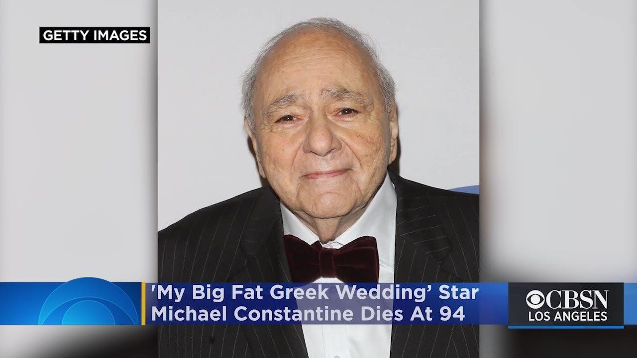 Michael Constantine, Father in 'My Big Fat Greek Wedding,' Dies at 94