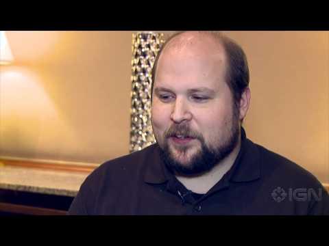 Minecraft: Notch Interview
