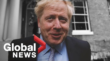 Boris Johnson Geboren In