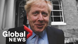 Who is Boris Johnson?