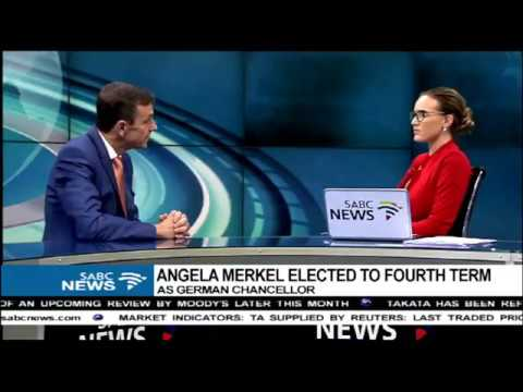 Angela Merkel's fouth term as German Chancellor - Martin Schaefer