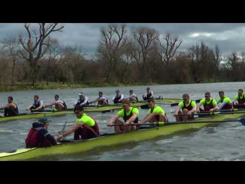 Brookes men fixture vs Oxford 2017