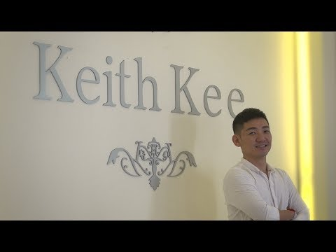 Keith Kee shows his Malaysian spirit through fashion
