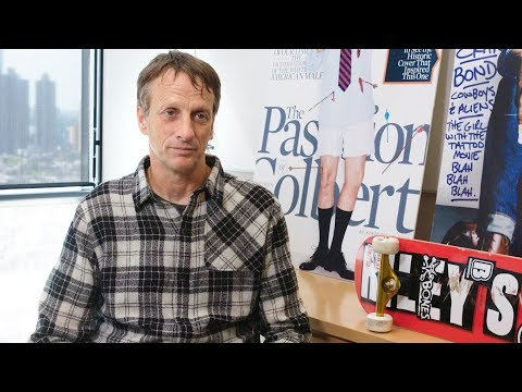 Tony Hawk Shows Esquire How to Pivot to Video