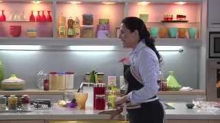 Choumicha : Recette de Cheesecake aux fruits rouges | شميشة : حلوى بالجبن والفواكه الحمراء