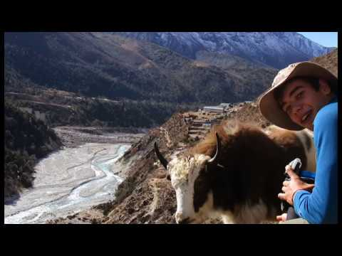 Peterhouse - Himalayas Expedition 2014 Part1