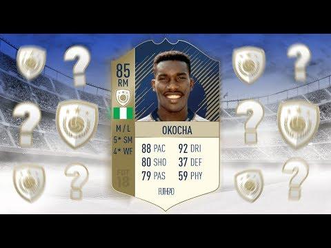 FIFA 18 - Jedyna ikona na prawym skrzydle!?