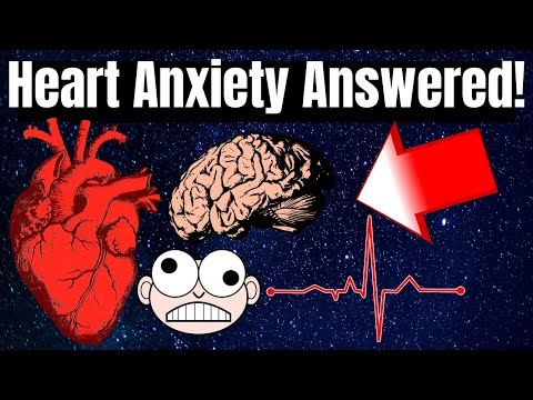 Health Anxiety Over Your Heart