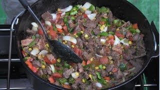 The Best Campout Chili Recipe With Friends