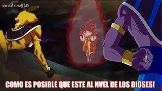 GOKU SUPERA A LOS DIOSES  - EL MORTAL MAS FUERTE QUE LOS DIOSES - DRAGON BALL SUPER