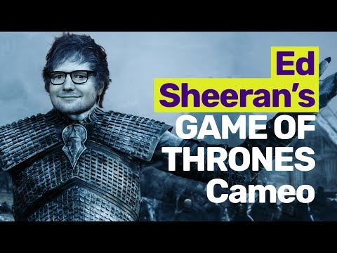 Ed Sheeran Makes Cameo On 'Game Of Thrones' Season 7 Premiere