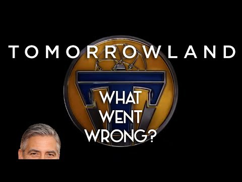 How to Fix Tomorrowland (or 'How to Ruin Your Film by Overusing George Clooney')