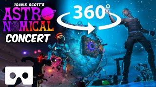360° Travis Scott Astronomical Fortnite Concert in VR | Live Music Event 2020 | No commentary YouTube Videos