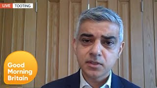 Sadiq Khan Explains London's Coronavirus Lockdown | Good Morning Britain