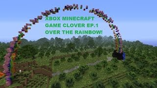 minecraft xbox game clover w weeweegaming ep1 over the rainbow