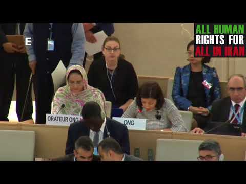 ID with IE rights of older persons and SR on water and sanitation, 36th HRC, Pegah Fatemi, English