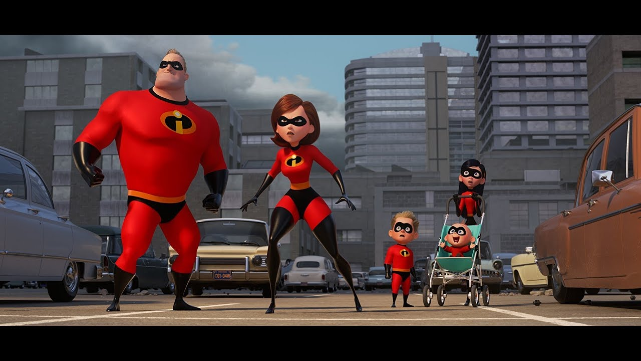 Image result for The Incredibles 2 (2018)