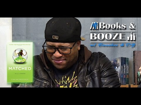 Matched by Ally Condie │ Books & Booze w/ Banshee & DZ